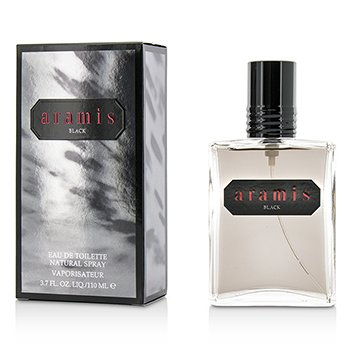 AramisBlack Eau De Toilette Spray 110ml/3.7oz