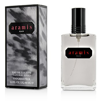 Aramis Black EDT Spray 60ml/2oz  men