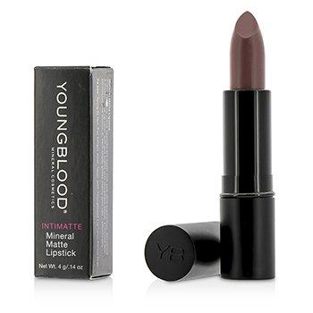 Youngblood Intimatte Mineral Matte Lipstick - #Vain  4g/0.14oz