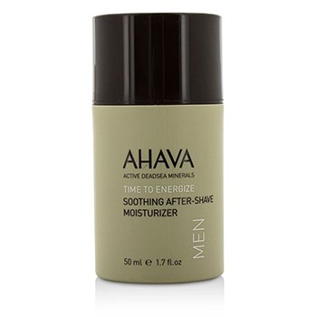 AhavaTime To Energize Soothing After-Shave Moisturizer (Unboxed) 50ml/1.7oz