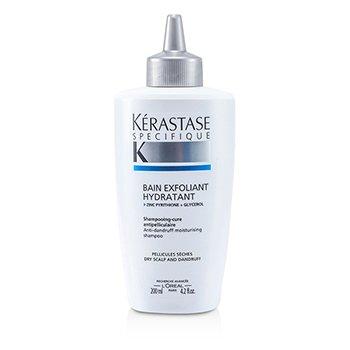 KerastaseSpecifique Bain Exfoliant Hydratant Anti-Dandruff Moisturising Shampoo (For Dry Scalp) 200ml/4.2oz
