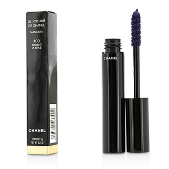Le Volume De Chanel ���� ��� ������ - # 100 Ardent Purple 6g/0.21oz