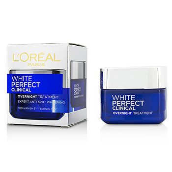 L'Oreal White Perfect Clinical Overnight Treatment  50ml/1.7oz