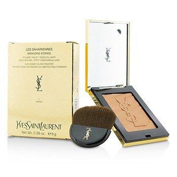 Купить Les Sahariennes Bronzing Stones Пудра Бронзер - # 3 Jasper (Темный) 8g/0.28oz, Yves Saint Laurent