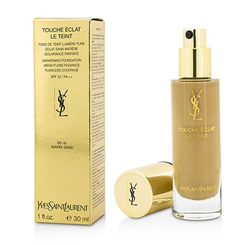 Купить Touche Eclat Le Teint Бодрящая Основа SPF22 - #BD40 Warm Sand 30ml/1oz, Yves Saint Laurent
