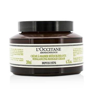 L'Occitane Aromachologie Rebalancing Massage Cream 200ml/6.7oz