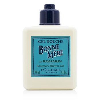 L'Occitane Bonne Mere Rosemary Shower Gel  300ml/10.1oz