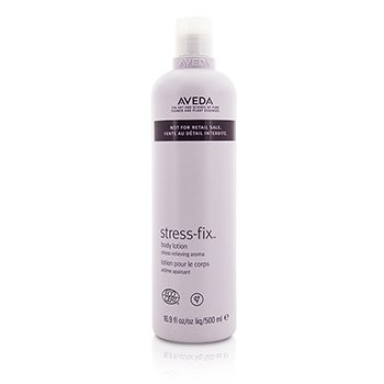 Aveda Stress Fix Body Lotion - Salon Size  500ml/16.9oz