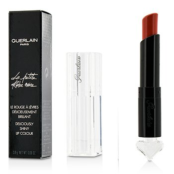 Guerlain La Petite Robe Noire Deliciously Shiny Lip Colour - #042 Fire Bow  2.8g/0.09oz