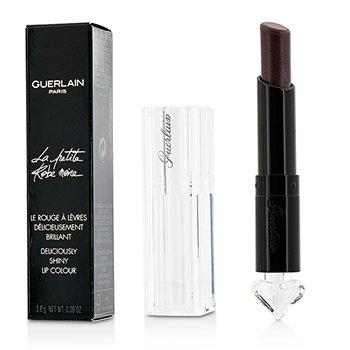 Guerlain La Petite Robe Noire Deliciously Shiny Lip Colour - #013 Leather Blazer  2.8g/0.09oz