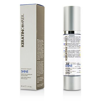 Keratin Complex Infusion Therapy Shine Serum (For All Hair Types)  50ml/1.7oz