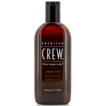American Crew Men Liquid Wax (Hair Control  Medium Hold and Shine) 150ml/5.1oz