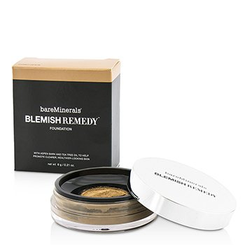 Bare Escentuals BareMinerals Blemish Remedy Foundation - # 08 Clearly Latte  6g/0.21oz