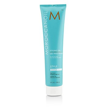Moroccanoil Styling Gel - # Medium  180ml/6oz