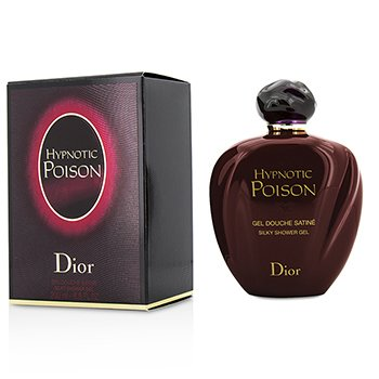 Christian Dior Hypnotic Poison Silky Shower Gel  200ml/6.8oz