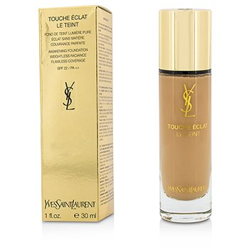 Купить Touche Eclat Le Teint Бодрящая Основа SPF22 - #BR50 Cool Honey 30ml/1oz, Yves Saint Laurent