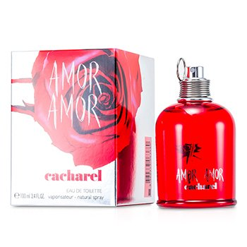 CacharelAmor Amor Eau De Toilette Spray 100ml/3.4oz