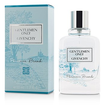 Givenchy Gentlemen Only Parisian Break Eau De Toilette Fraiche Spray (Limited Edition)  50ml/1.7oz