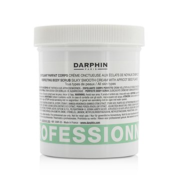 Darphin Perfecting Body Scrub - Salon Size  480ml/16oz