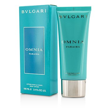 BvlgariOmnia Paraiba Body Lotion 100ml/3.4oz