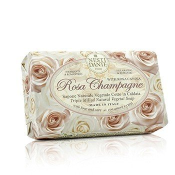 Nesti Dante Le Rose Collection Мыло - Rosa Champagne 150g/5.3oz