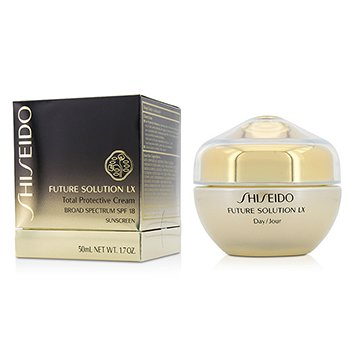 Shiseido Future Solution LX Total Protective Cream SPF 18  50ml/1.7oz