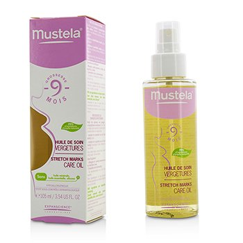 Mustela Stretch Marks Care Oil (Exp. Date 12/2016)  105ml/3.54oz