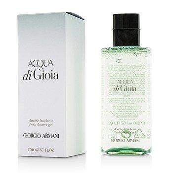 Giorgio ArmaniAcqua Di Gioia Fresh Shower Gel 200ml/6.7oz