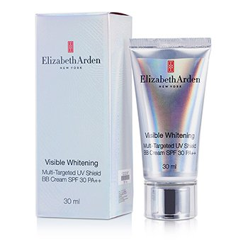 Elizabeth ArdenVisible Whitening Multi Targeted UV Shield BB Cream SPF30 - Shade 02 30ml/1oz