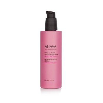 Ahava Deadsea Water Минеральный Лосьон для Тела - Кактус и Розовый Перец 250ml/8.5oz