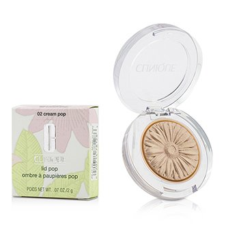 Clinique Lid Pop - # 02 Cream Pop  2g/0.07oz