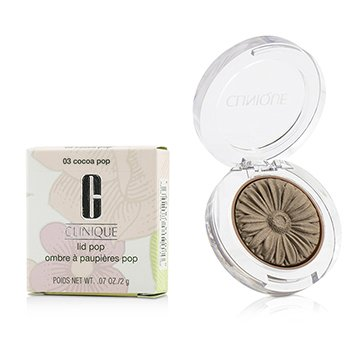 Clinique Lid Pop - # 03 Cocoa Pop  2g/0.07oz
