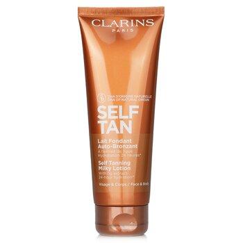 Clarins Self Tanning Milky-Lotion  125ml/4.2oz