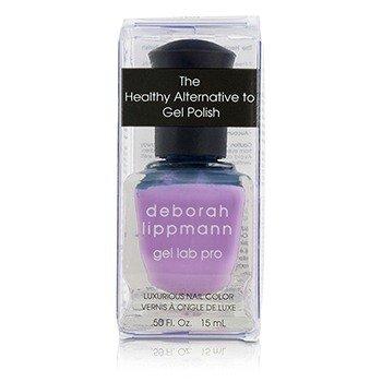 Deborah Lippmann Gel Lab Pro Luxurious Nail Color - The Pleasure Principle (Lilac Creme) 15ml/0.5oz