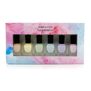 Deborah Lippmann Sweets For My Sweet Shades of Pastel ����� ����� ��� ������: 6x ��� ��� ������ (Sugar Sugar Lemon Drop Sweet Pea My