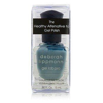 Deborah Lippmann Gel Lab Pro Luxurious Nail Color - Get Lucky (Sage Blue Creme) 15ml/0.5oz