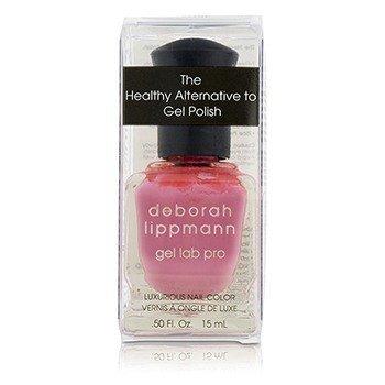 Deborah Lippmann Gel Lab Pro Luxurious Nail Color - Beauty School Dropout (Bubblegum Pink Creme) 15ml/0.5oz