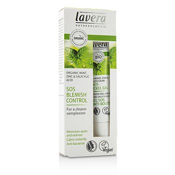 LaveraOrganic Mint SOS Blemish Control 15ml 0.5oz