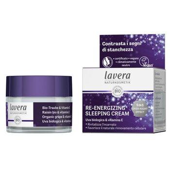 Lavera Re-Energizing Sleeping Cream  50ml/1.6oz