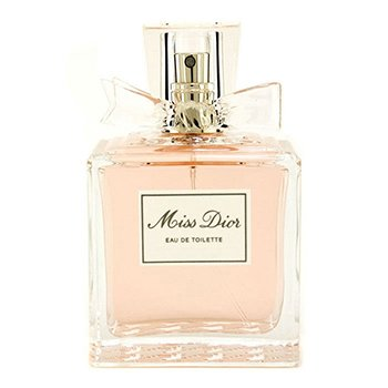 Christian Dior Miss Dior EDT Spray (New Scent/ Unboxed) 100ml/3.4oz women