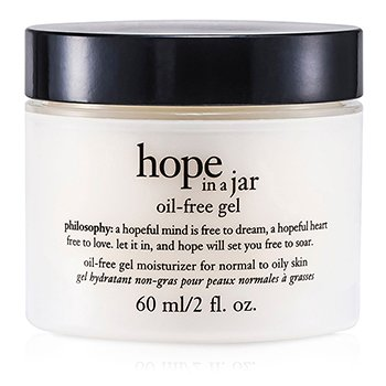 Philosophy Hope In A Jar Oil-Free Gel Moisturizer - For Normal To Oily Skin (Unboxed)  60ml/2oz