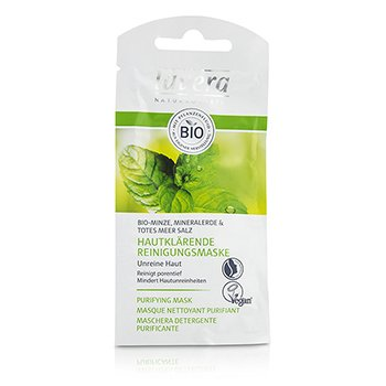 Lavera Purifying Mask - Organic Mint  10ml/0.32oz