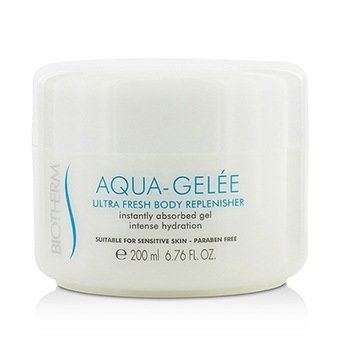 Biotherm Aqua-Gelee Освежающее Восстанавливающее Средство для Тела 200ml/6.76oz