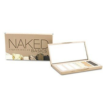 Urban Decay Naked Basics Eyeshadow Palette: 6x Eyeshadow (Crave  Faint  Foxy  Naked2  Venus  Walk of Shame) 6x1.3g/0.05oz