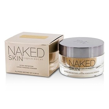Urban Decay Naked Skin Ultra Definition Loose Finishing Powder - Naked Medium  8g/0.28oz