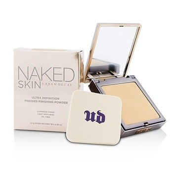Urban Decay Naked Skin Ultra Definition Pressed Finishing Powder - Naked Medium  7.4g/0.26oz
