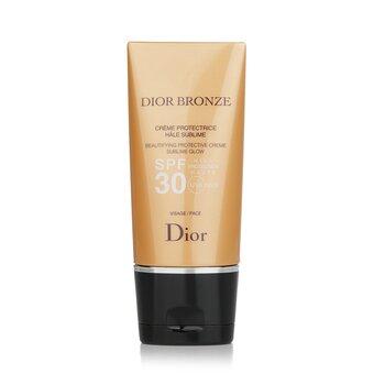 Купить Dior Bronze Совершенствующий Защитный Крем с Нежным Сиянием SPF 30 для Лица 50ml/1.7oz, Christian Dior