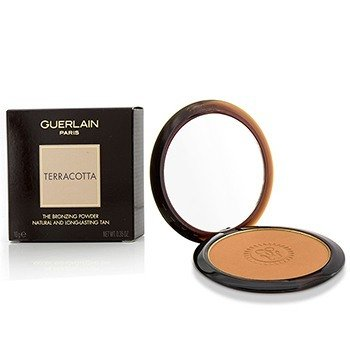 Guerlain Terracotta The Bronzing Powder (Natural & Long Lasting Tan) - No. 02 Natural Blondes  10g/0.35oz