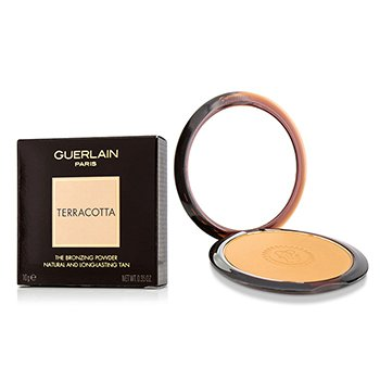 GuerlainTerracotta The Bronzing Powder (Natural & Long Lasting Tan) - No. 07 Deep Golden 10g/0.35oz