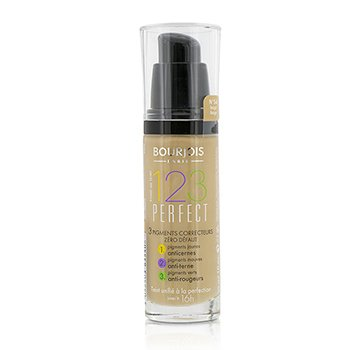 Bourjois 123 Perfect Foundation SPF 10 - No. 54 Beige  30ml/1oz